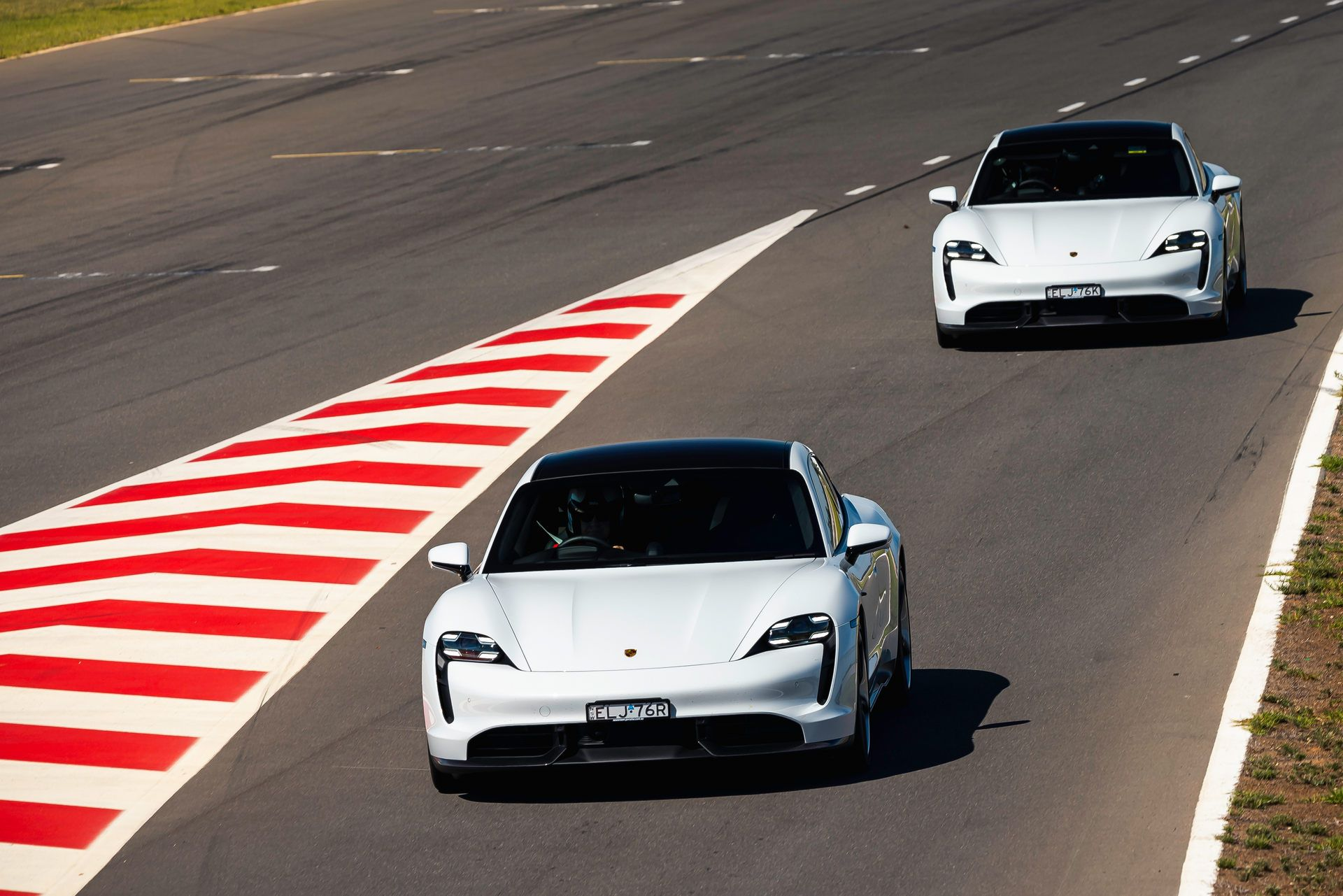 Porsche-Taycan-Turbo-S-The-Bend-Motorsport-Park-2