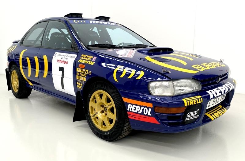 Subaru-Impreza-Prodrive-555-Group-A-auction-1