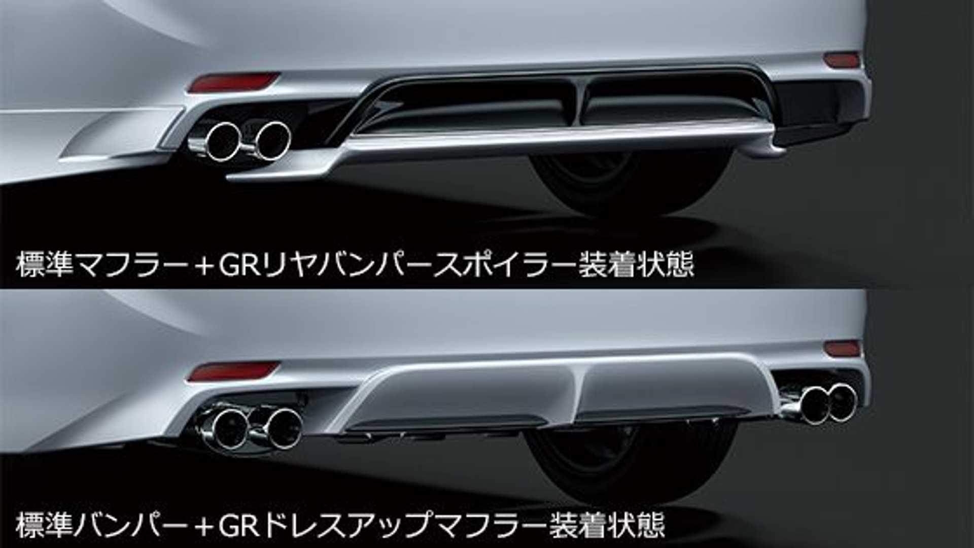 toyota-camry-gr-rear-fascia-comparison