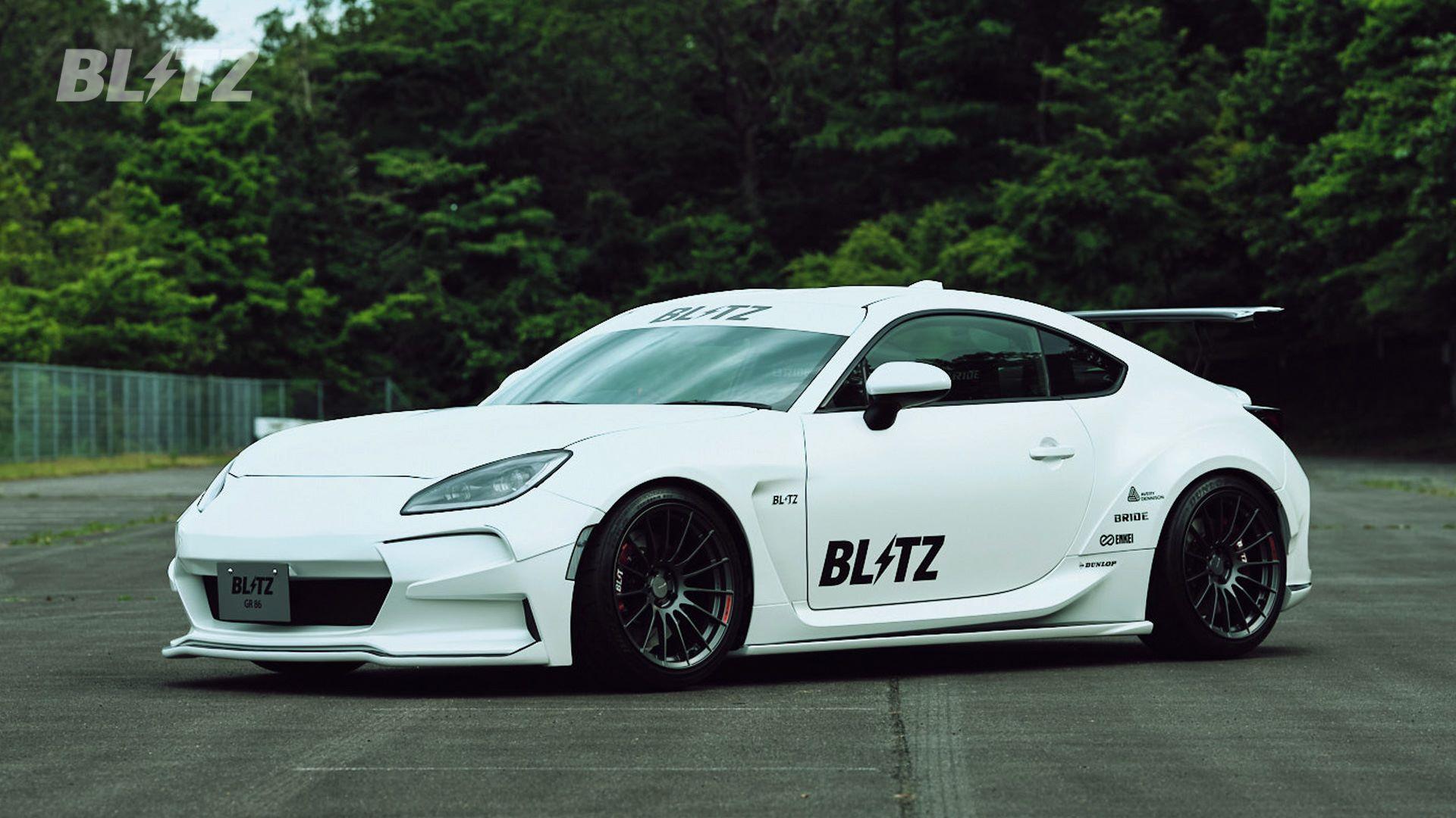 Toyota-GR-86-by-Blitz-1