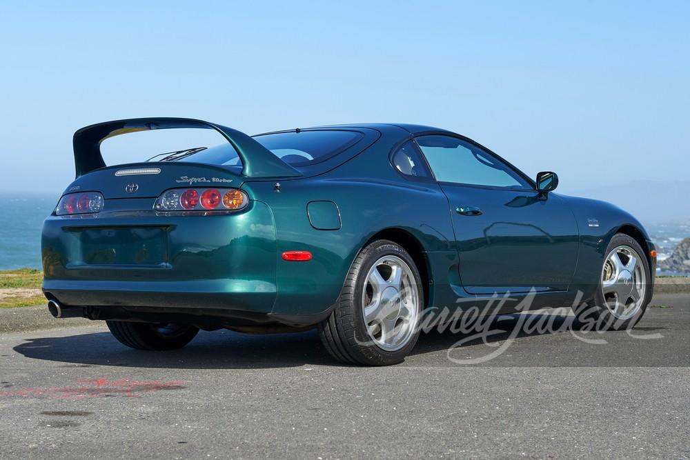 Toyota-Supra-1997-anniversary-auction-4
