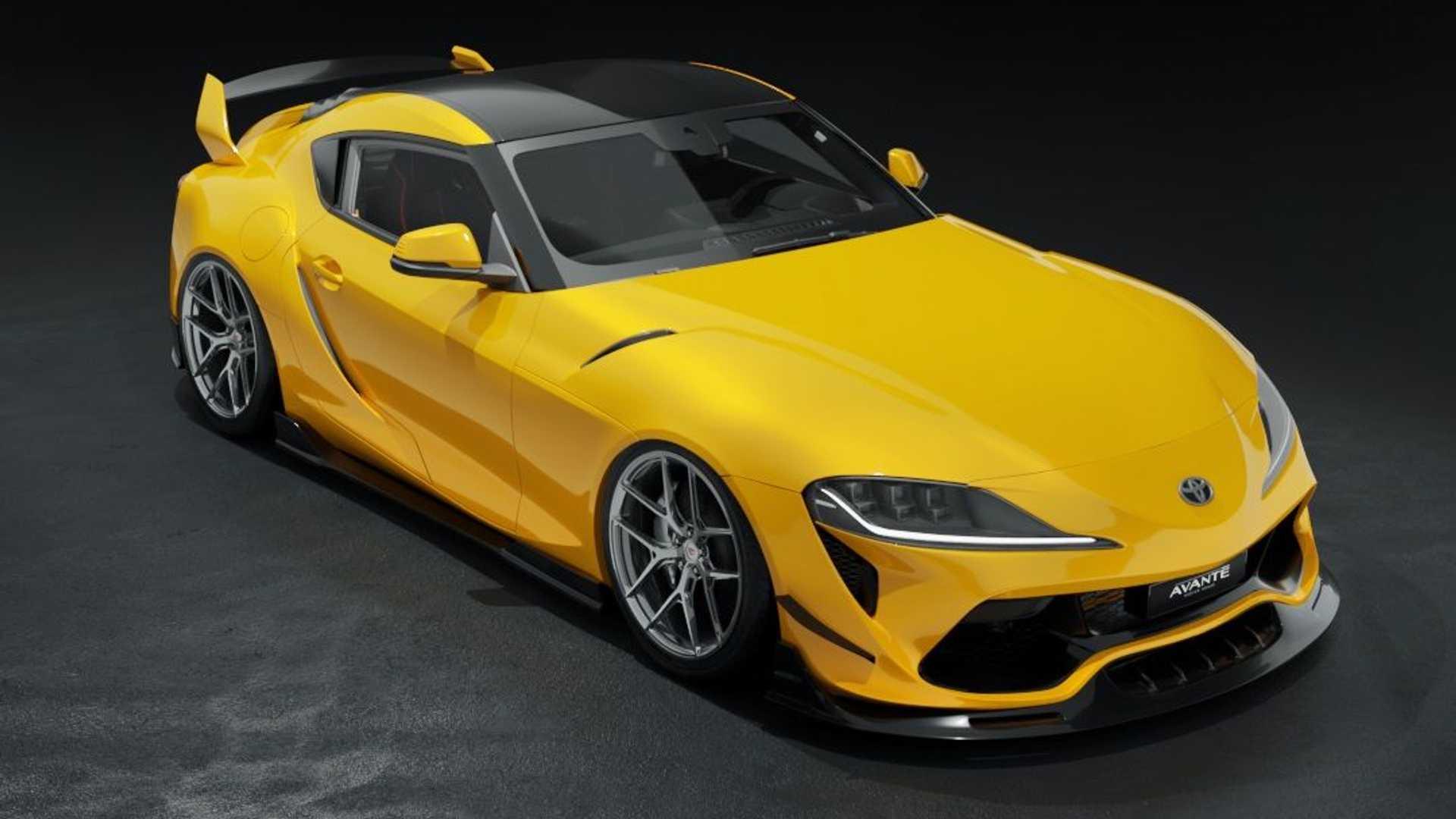 Toyota-Supra-by-Avante-Design-1