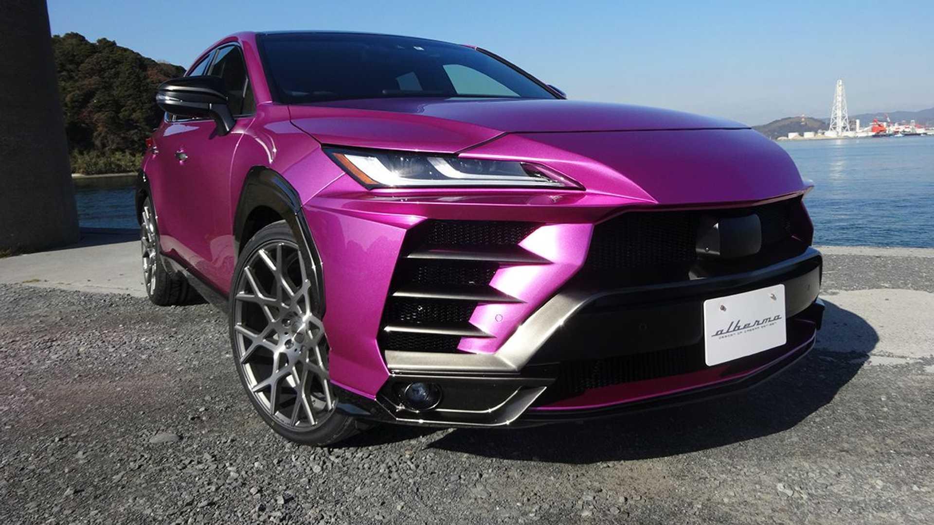 Toyota-Venza-bodykit-By-Albermo-1
