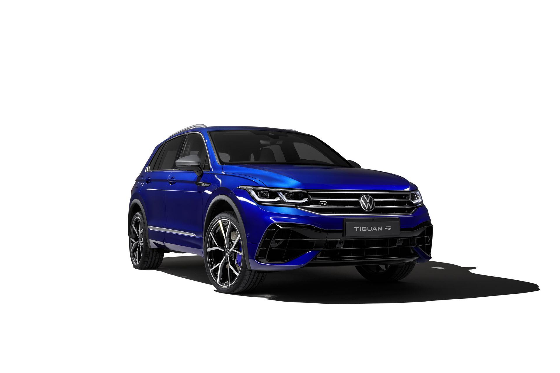 Volkswagen Tiguan R