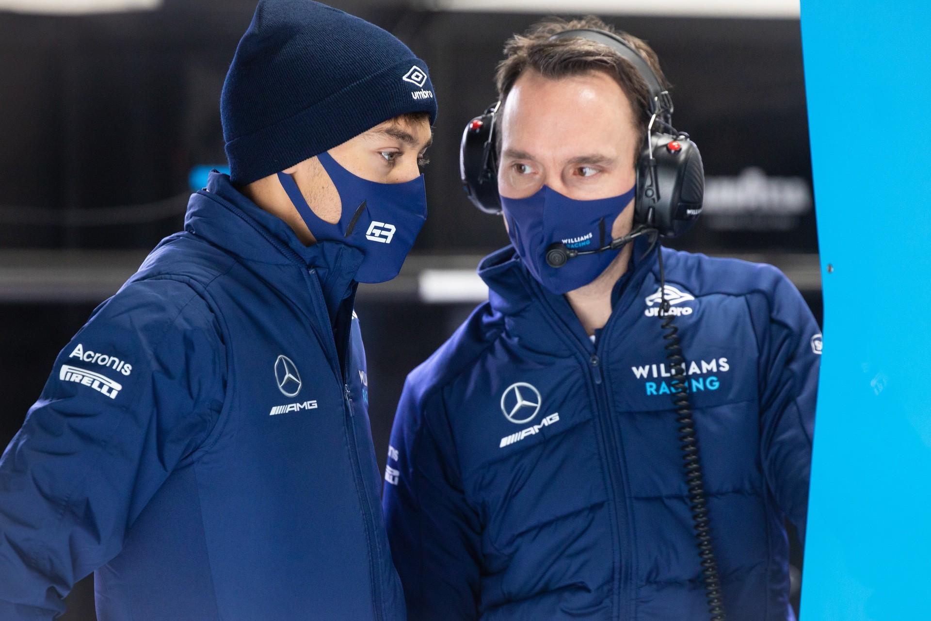 Williams Racing Film Day