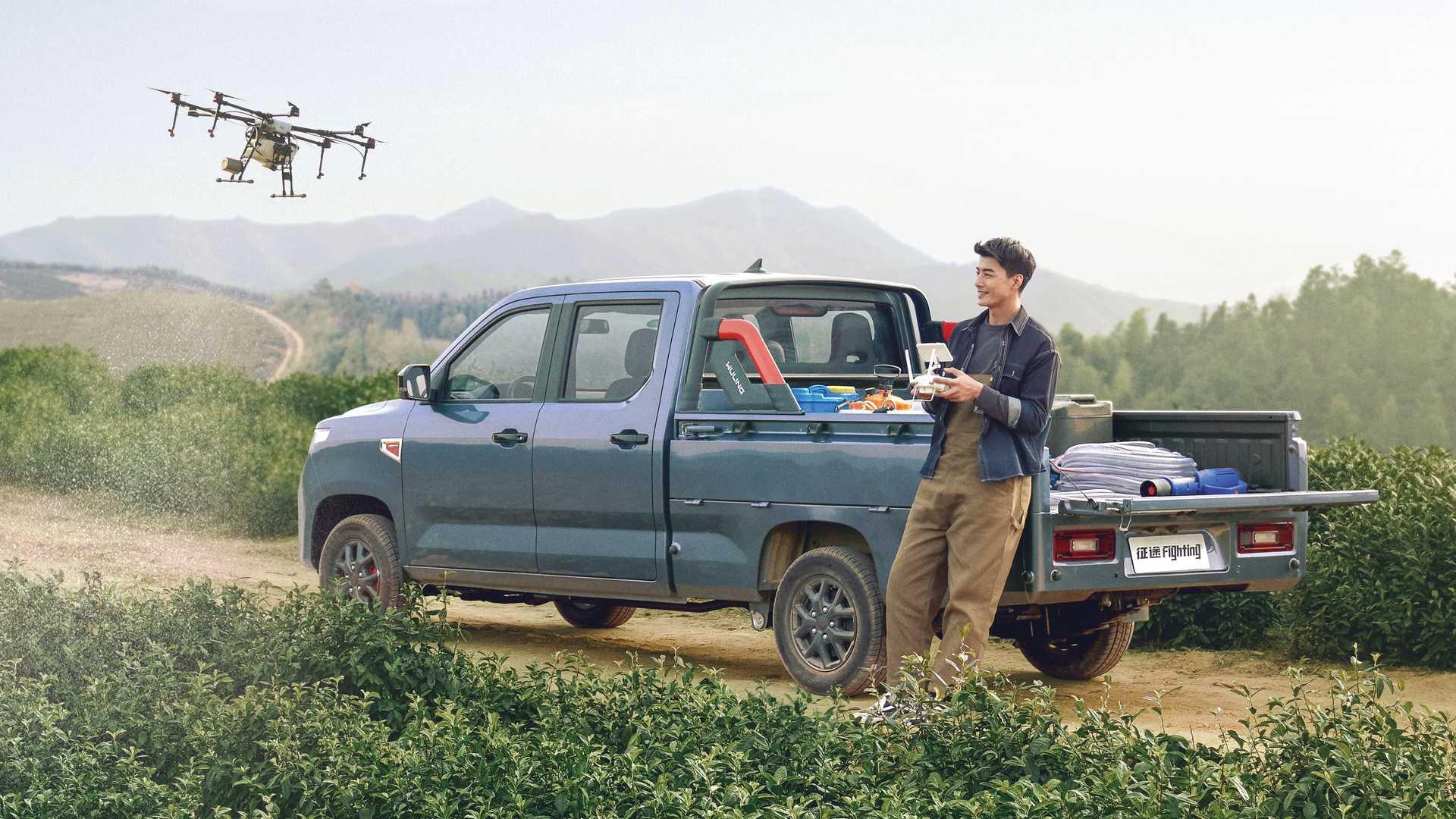 Wuling-Zhengtu-Pickup-3