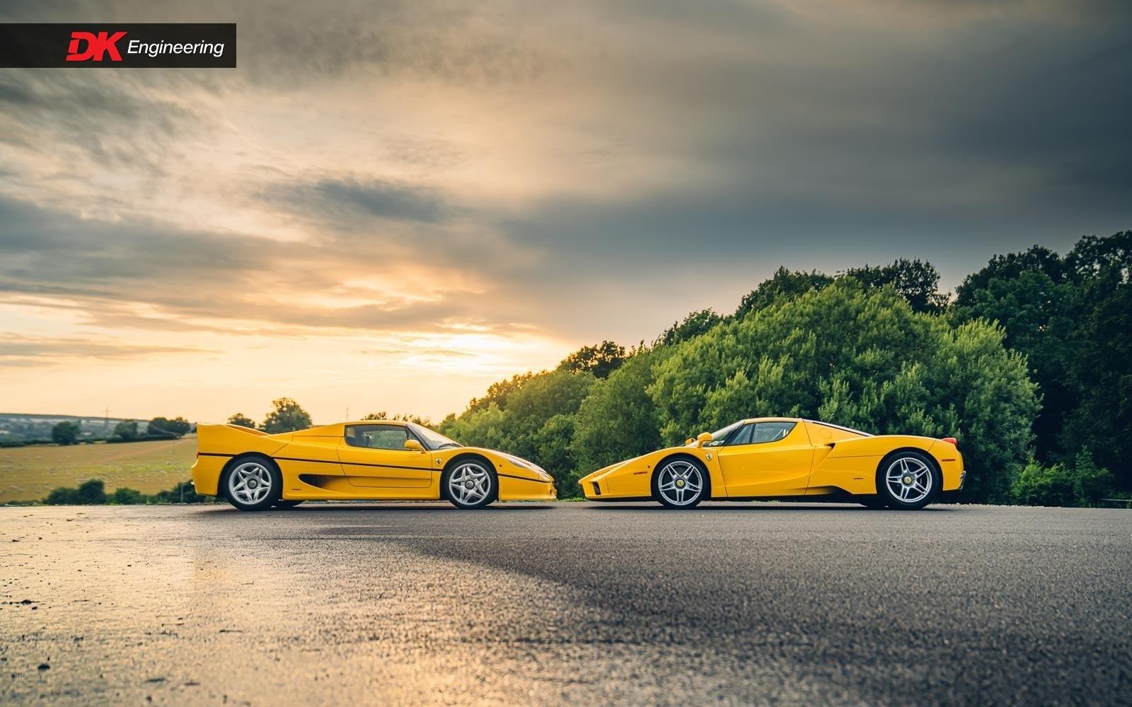 Yellow_Ferrari_Enzo_F50-0000