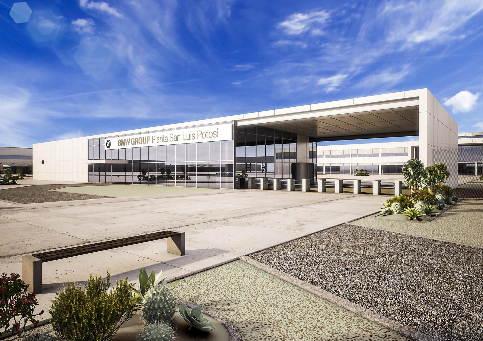BMW Mexico Plant (1)