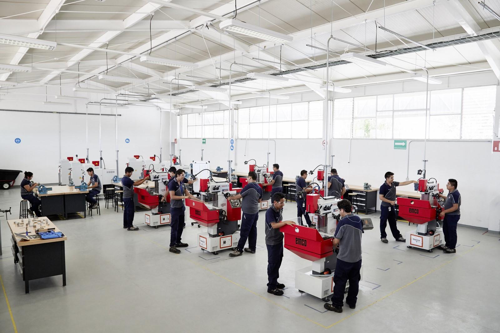 BMW Mexico Plant (11)