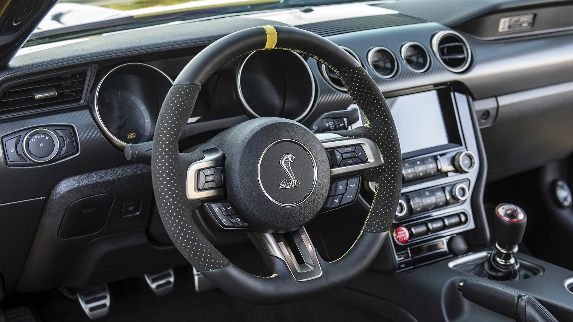 Shelby GT350 εμπνευσμένη από το P51D Mustang