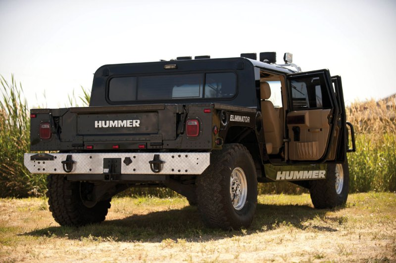 Tupac Hummer H1 in auction (5)