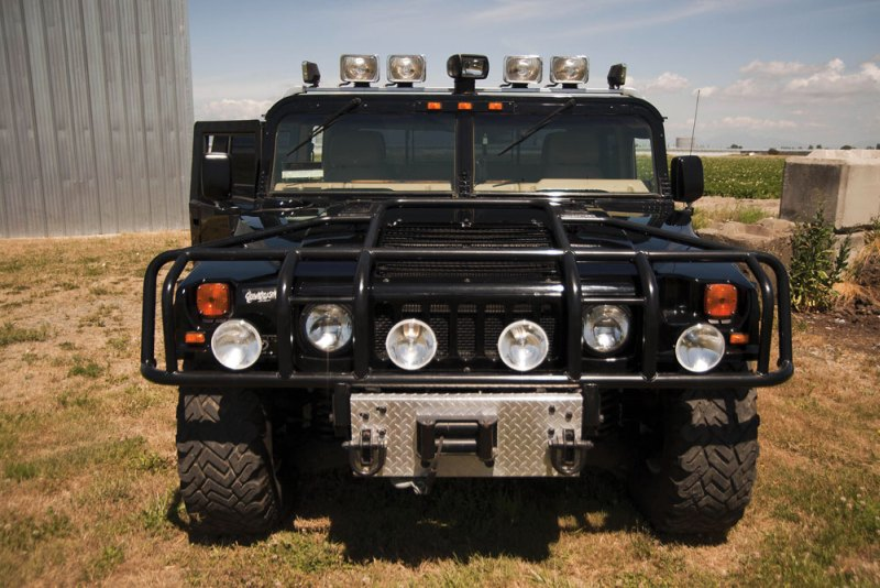 Tupac Hummer H1 in auction (6)