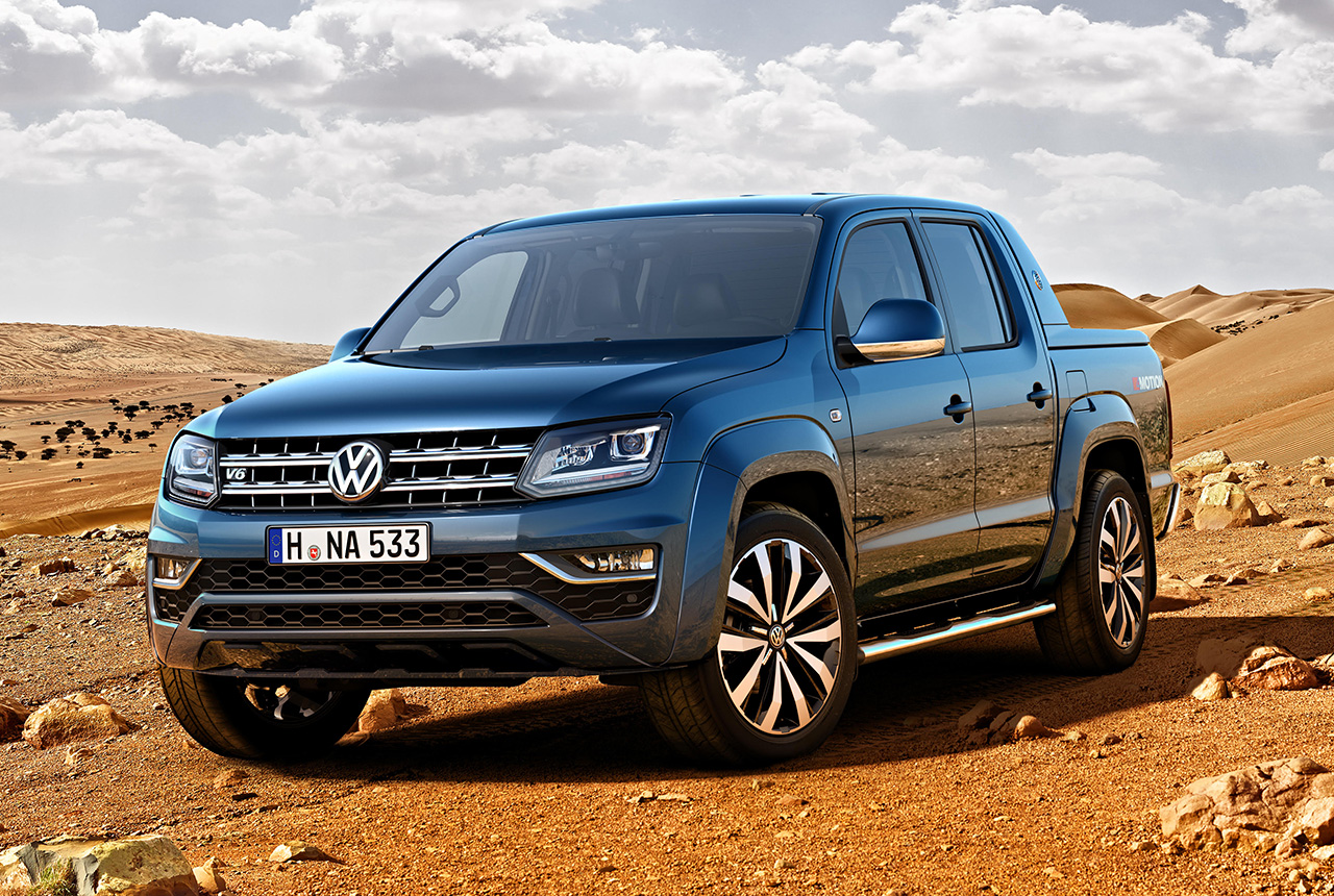 VW Amarok facelift 2016 (1)