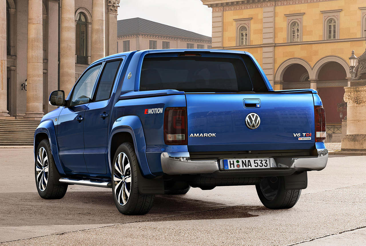 VW Amarok facelift 2016 (2)