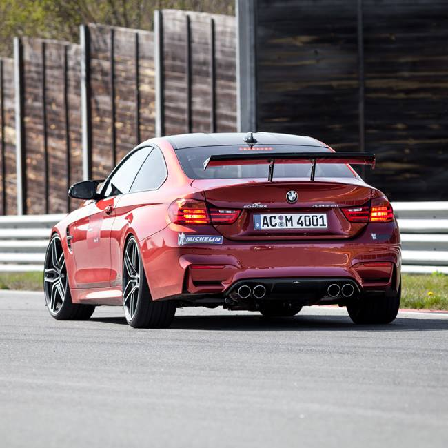 AC Schnitzer ACS4 Sport, η Aftermarket BMW M4 GTS