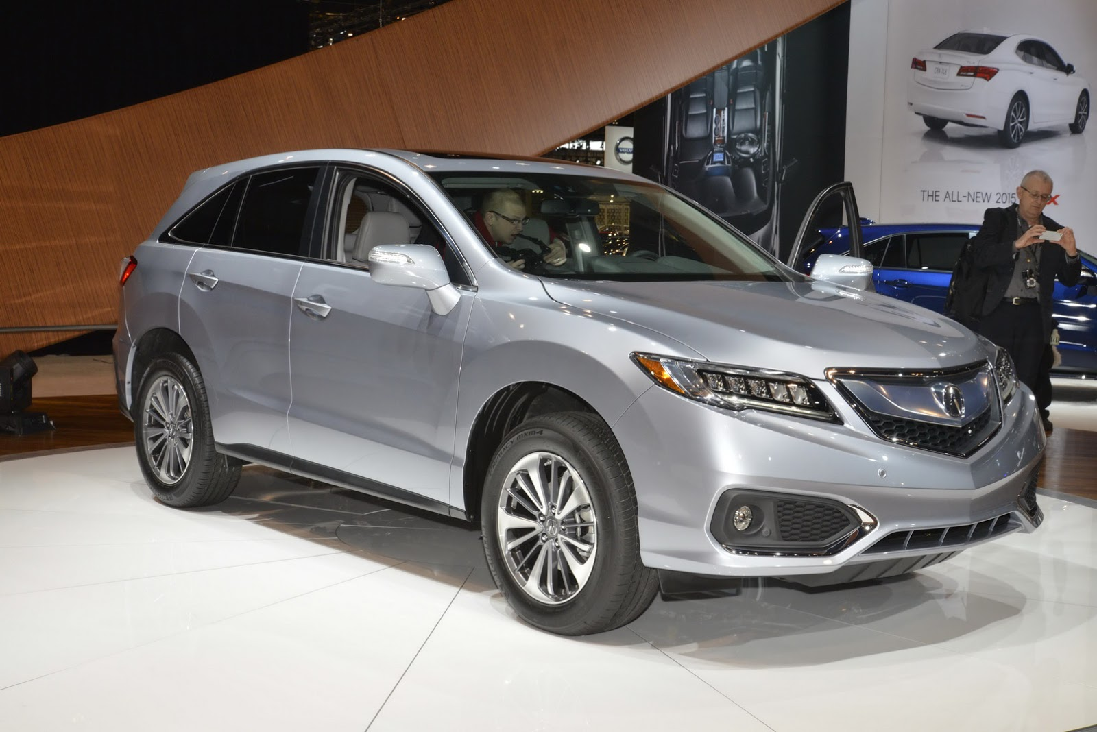 Fantastic 2016 Acura Rdx  Specs Price Release Date And Review