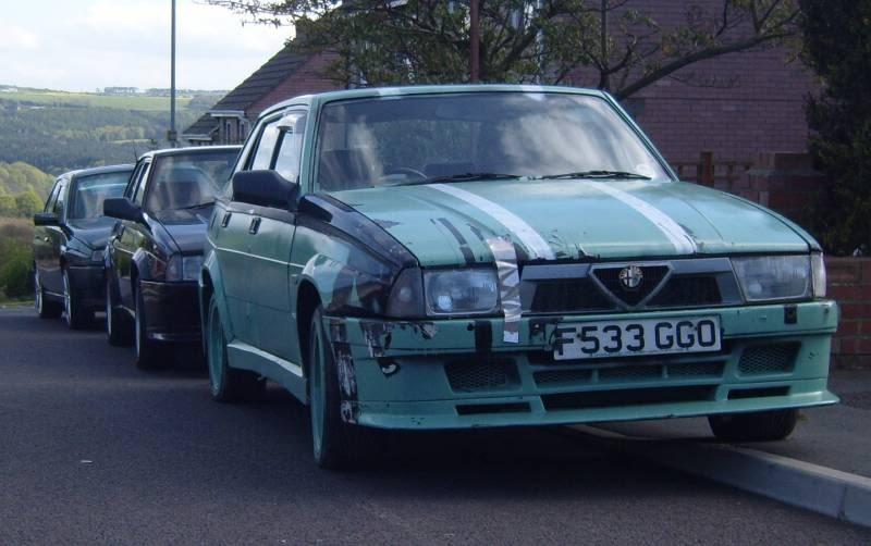 Μπορείς να αγοράσει την Alfa Romeo 75 που χρησιμοποίησε ο ...