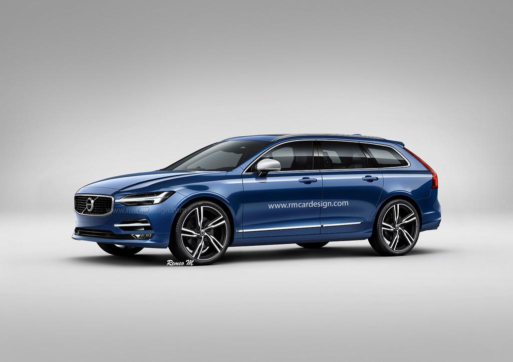 2018 Volvo V60 1