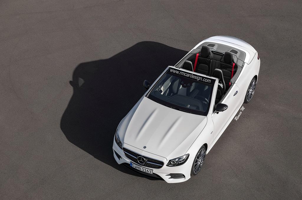 Mercedes-Benz E-Class Cabriolet 3