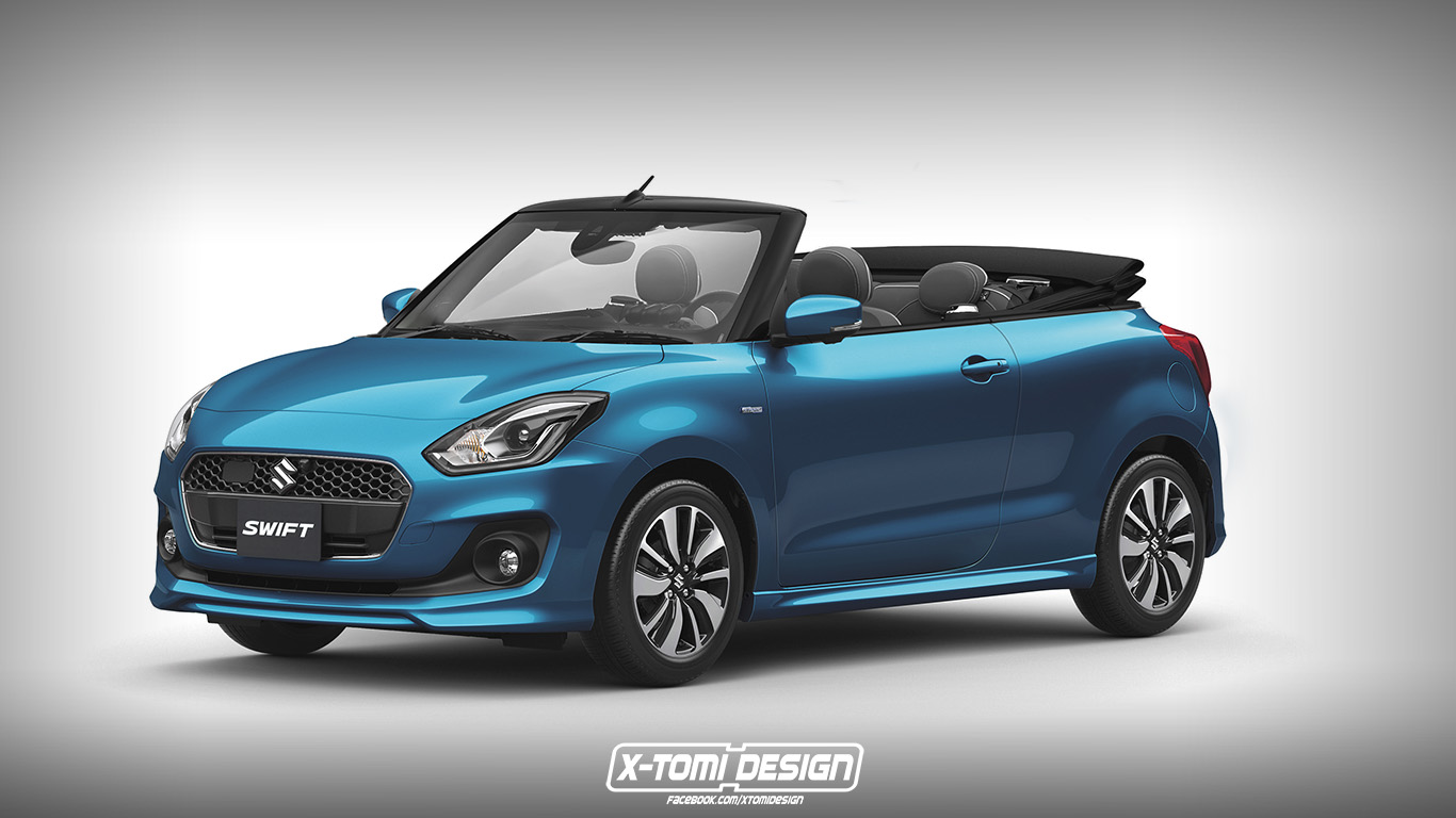 Suzuki Swift Cabrio2