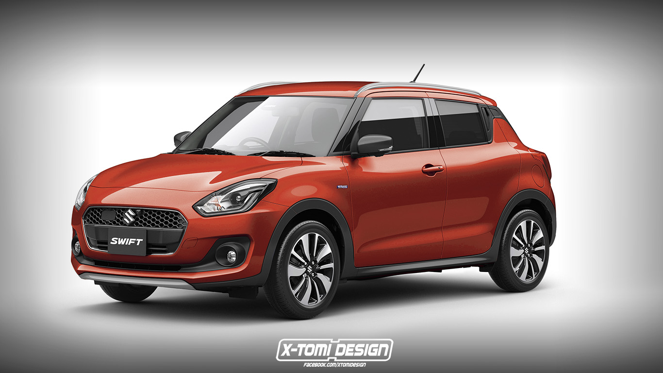 Suzuki Swift Cross2