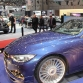 Alpina B4 Cabrio in Geneva 2014