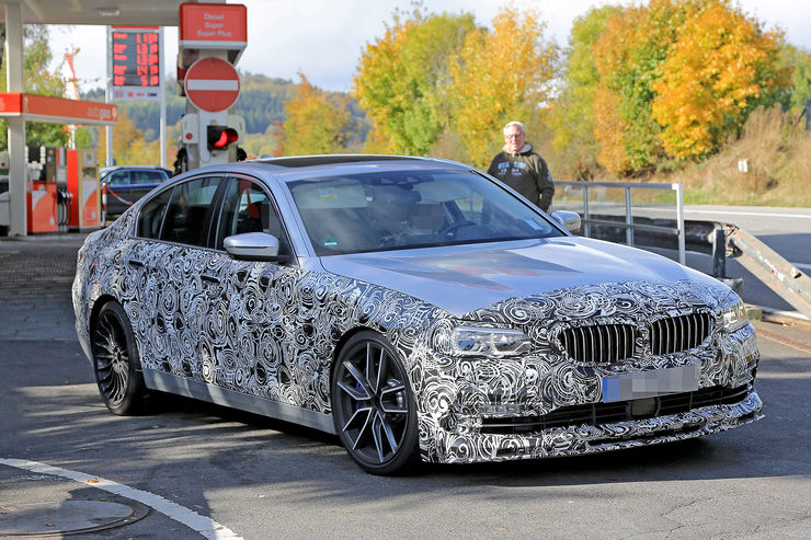 Alpina B5 Biturbo 2018 spy photos (10)