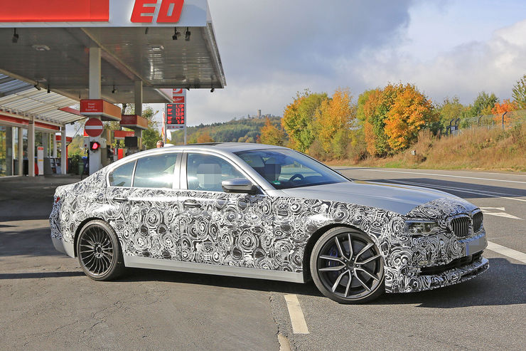 Alpina B5 Biturbo 2018 spy photos (11)