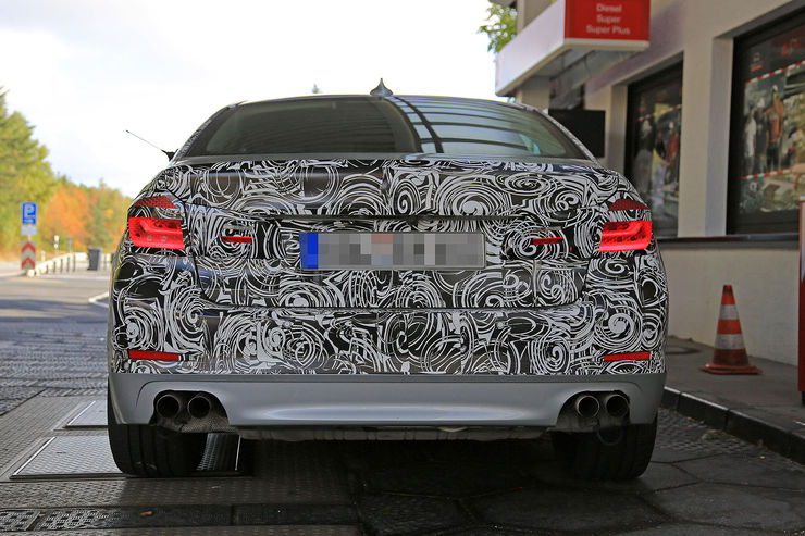 Alpina B5 Biturbo 2018 spy photos (13)