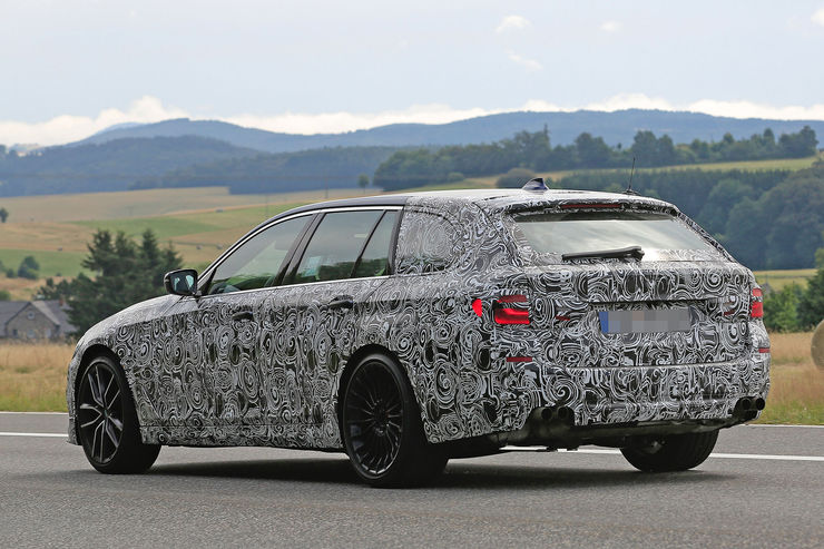Alpina B5 Biturbo 2018 spy photos (3)