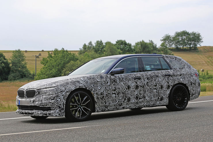 Alpina B5 Biturbo 2018 spy photos (5)