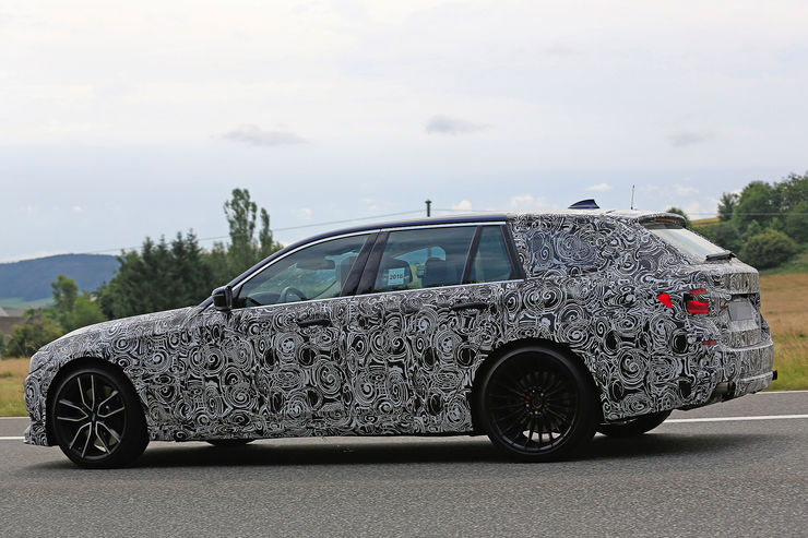 Alpina B5 Biturbo 2018 spy photos (6)