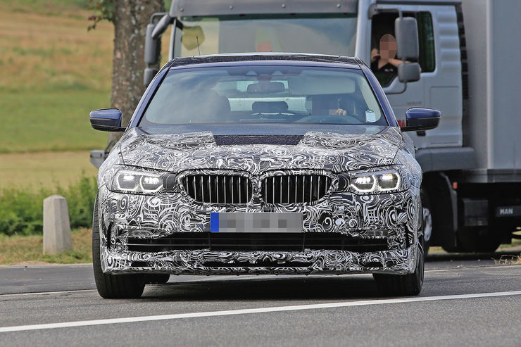 Alpina B5 Biturbo 2018 spy photos (7)