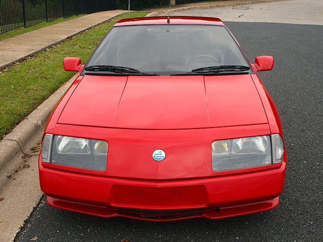 Alpine GTA Turbo for sale (1)