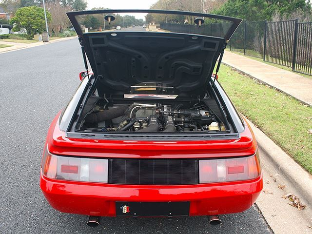 Alpine GTA Turbo for sale (2)