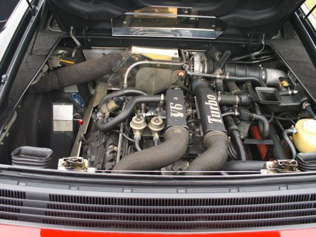 Alpine GTA Turbo for sale (5)