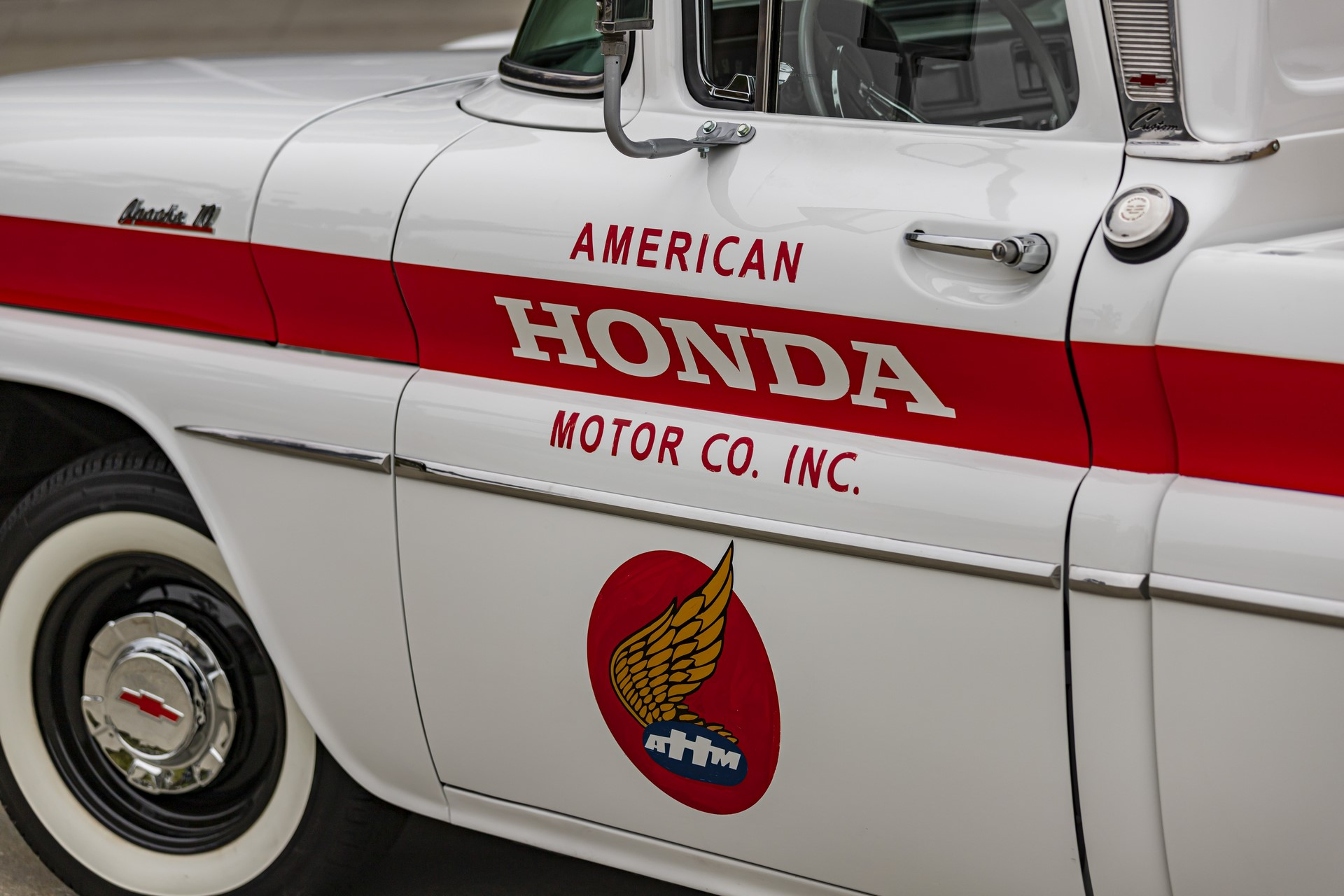24_American_Honda_60th_Anniversary_Chevy_Delivery_Truck