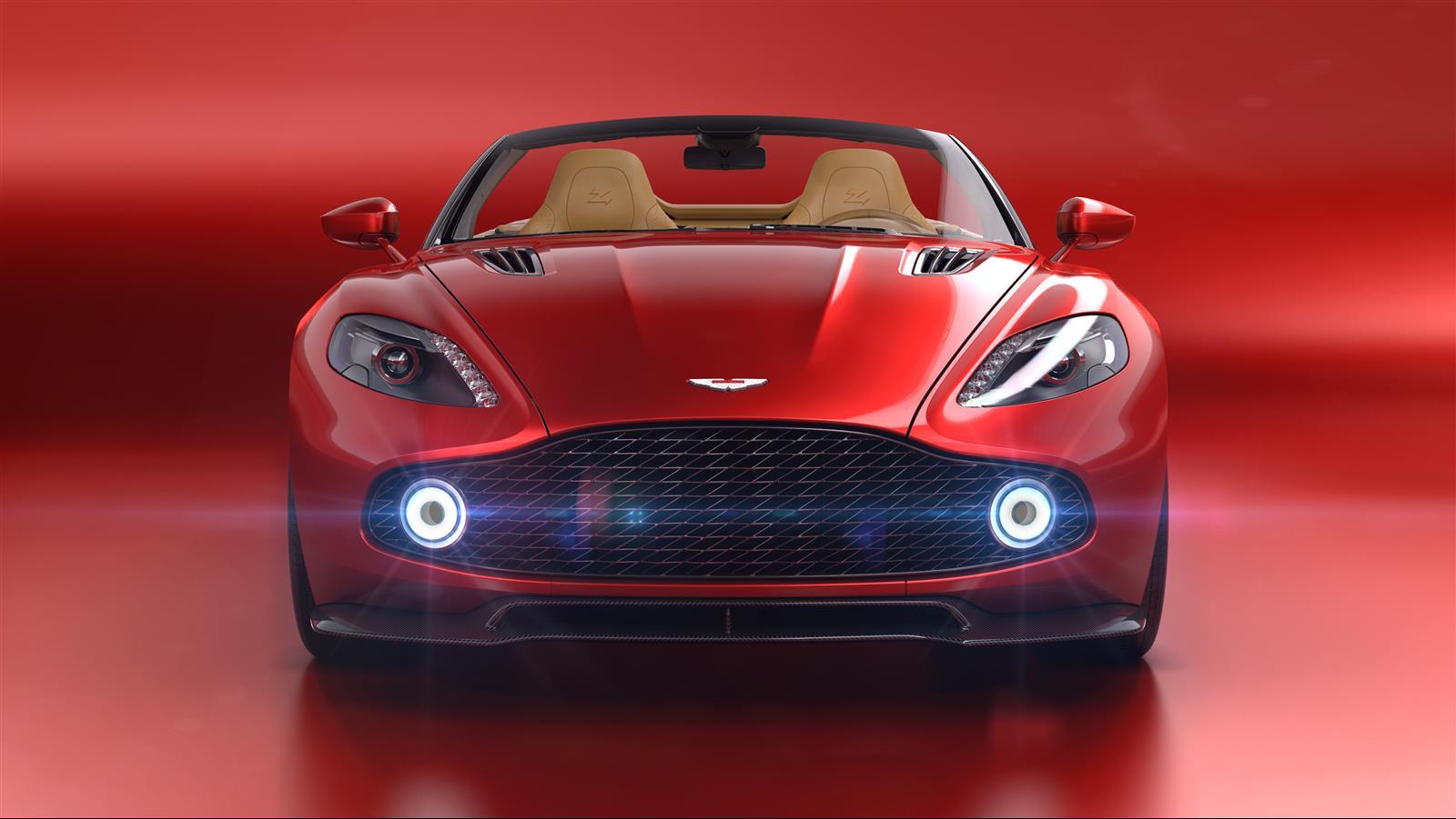 Aston Martin Vanquish Zagato Volante (4)