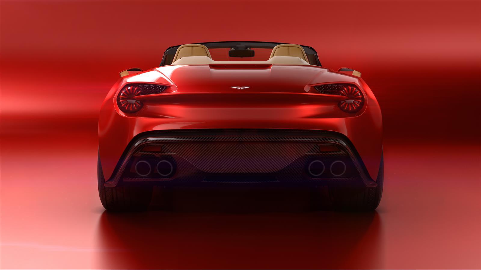 Aston Martin Vanquish Zagato Volante (5)
