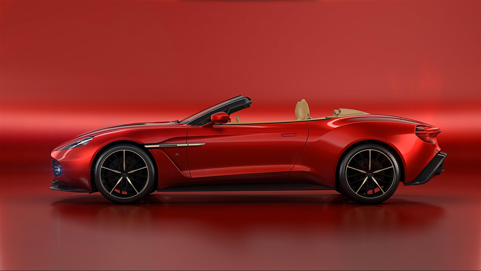 Aston Martin Vanquish Zagato Volante (6)