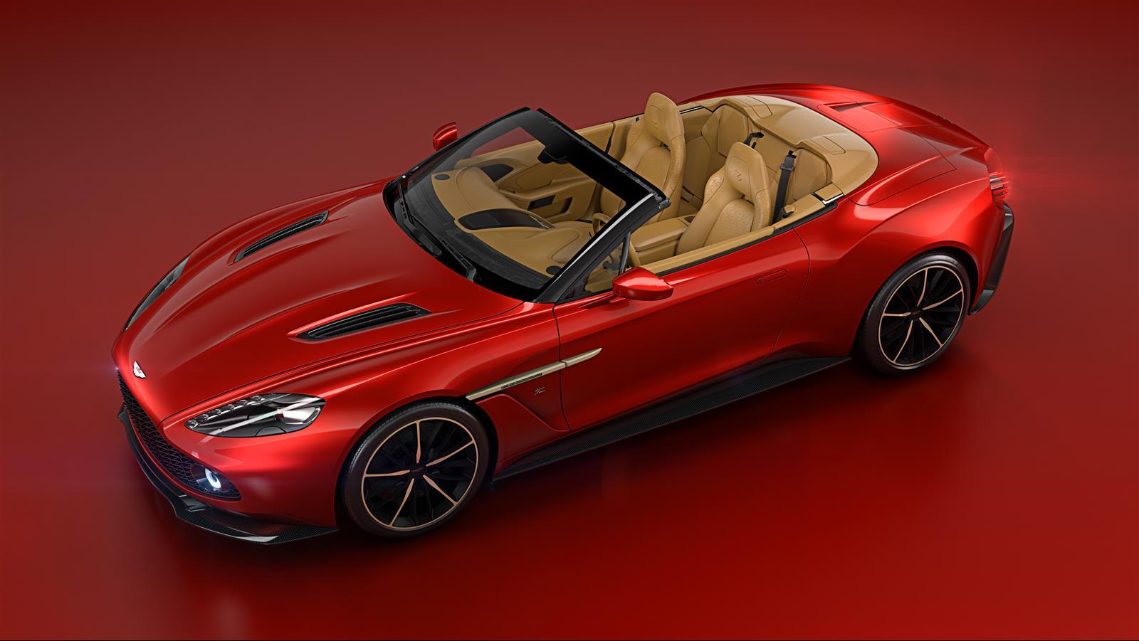 Aston Martin Vanquish Zagato Volante (8)