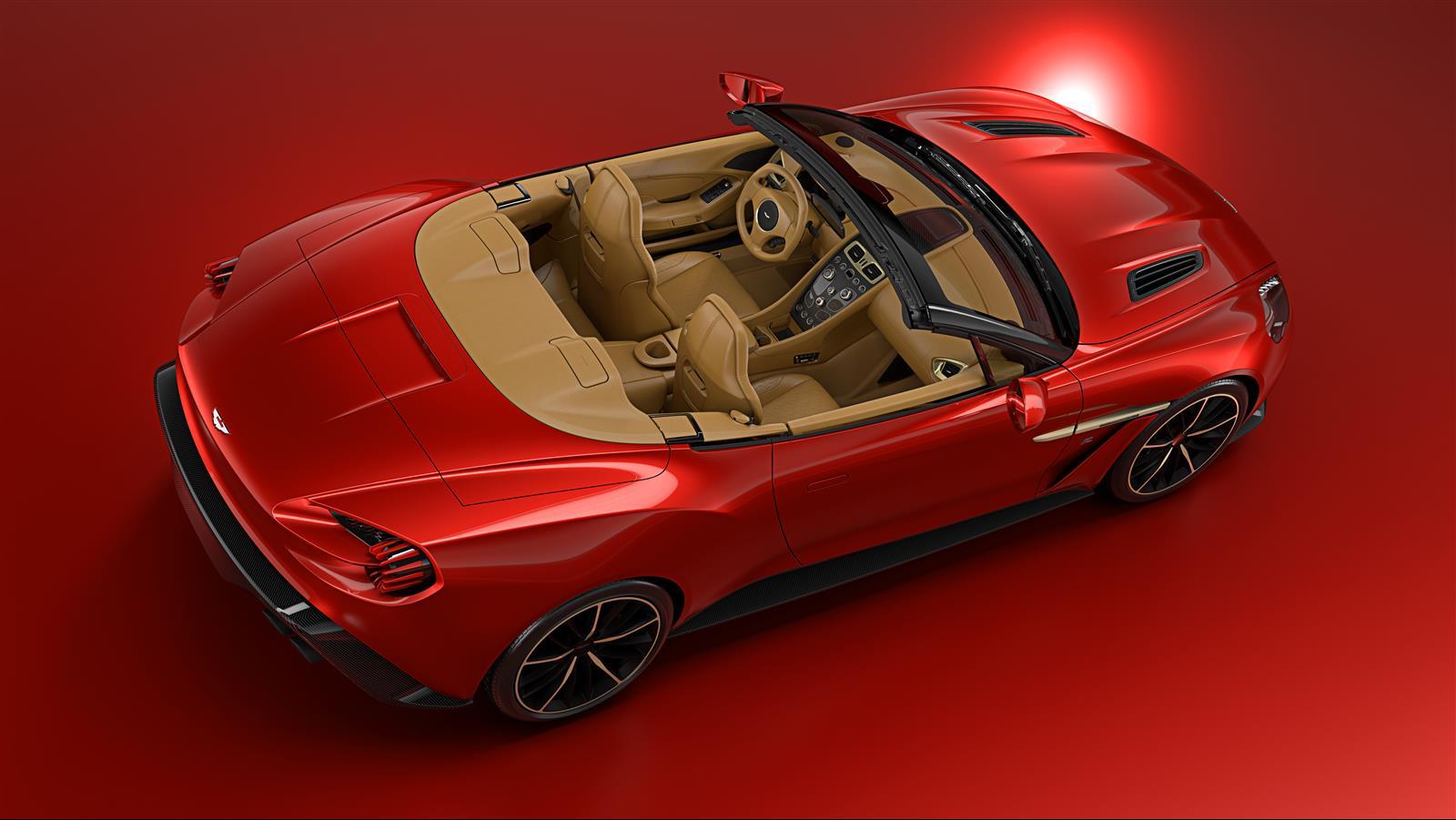 Aston Martin Vanquish Zagato Volante (9)