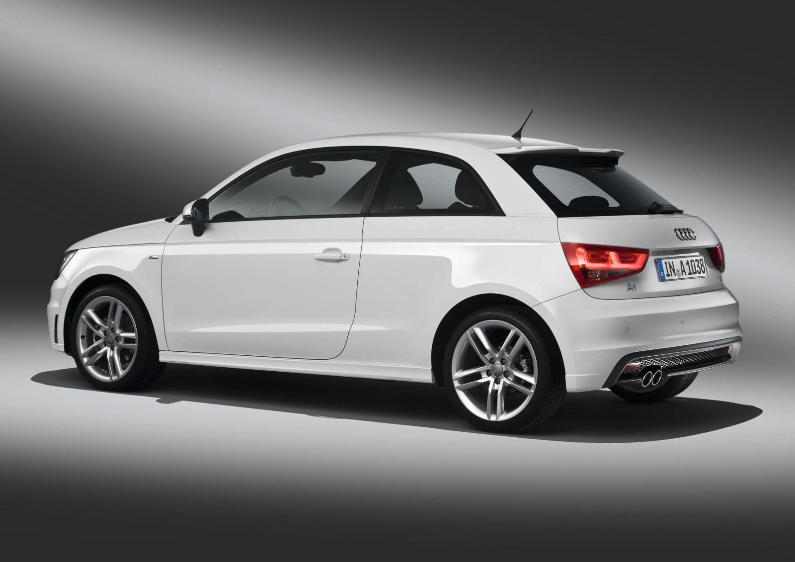 Έκθεση Παρισιού 2010: Audi A1 1.4 TFSI - AutoBlog.gr