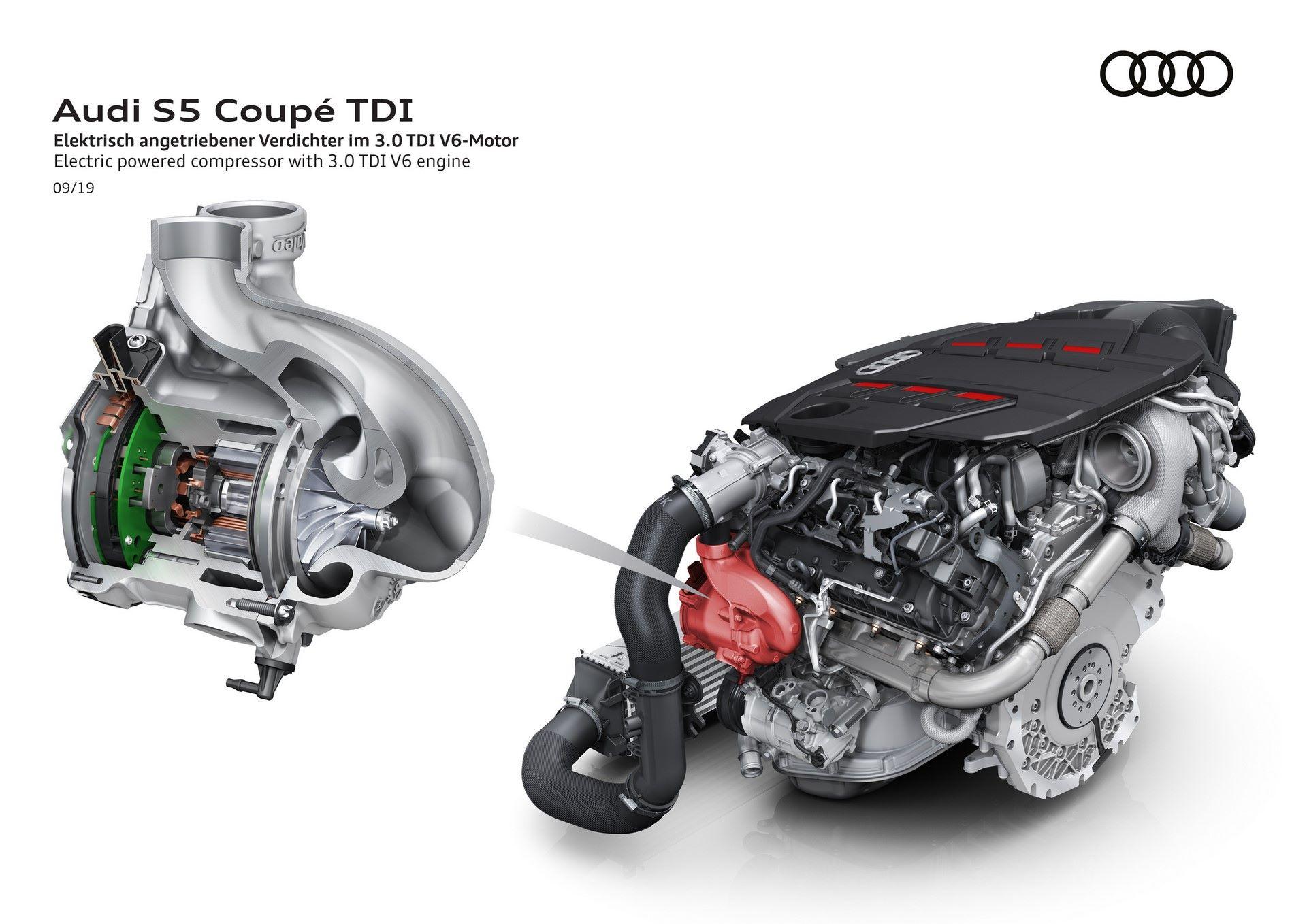 Audi S5 Coupé TDI