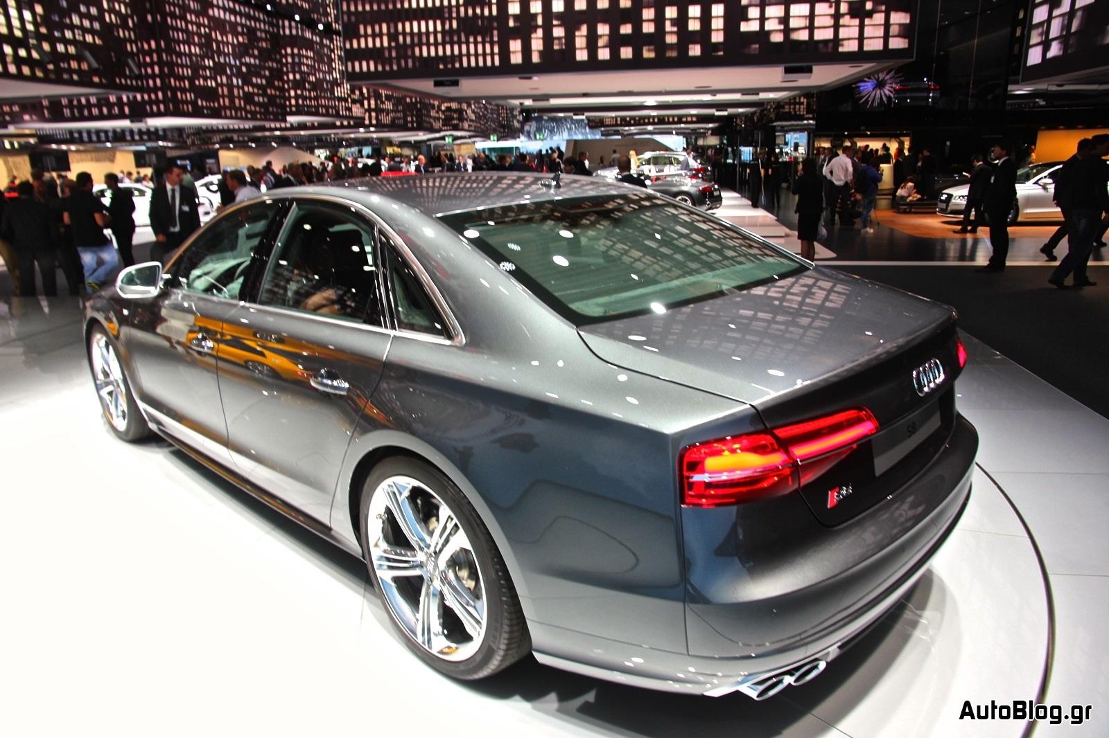 Έ ύ 2013 Audi A8 S8 Facelift Autoblog Gr