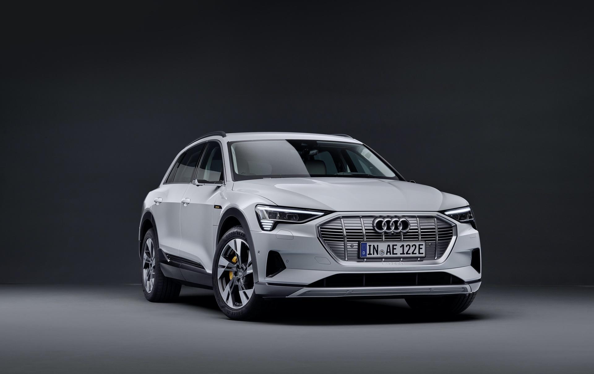 Audi e-tron 50 quattro