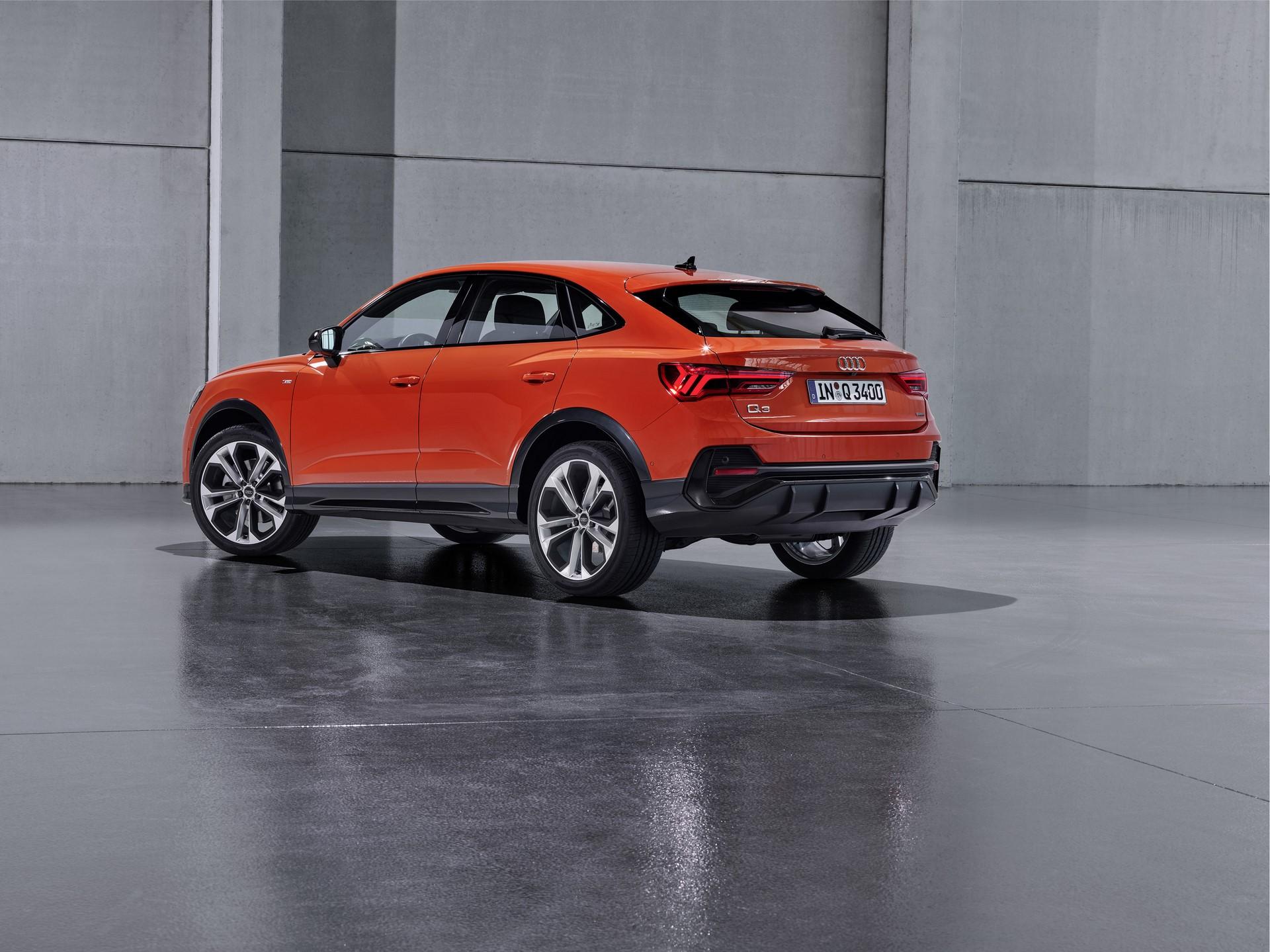 Audi Q3 Sportback