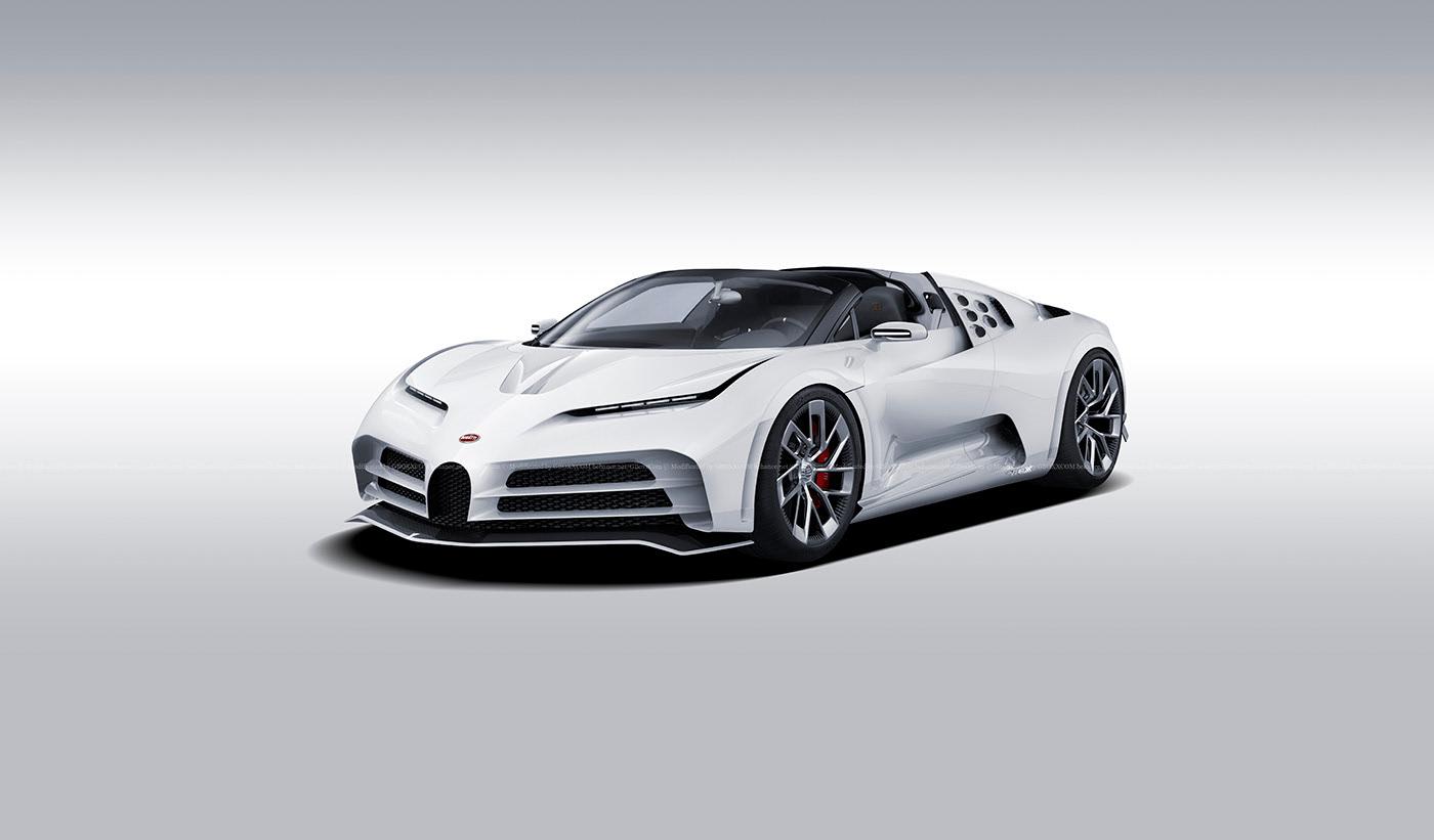 Bugatti-Centodieci-Roadster-1
