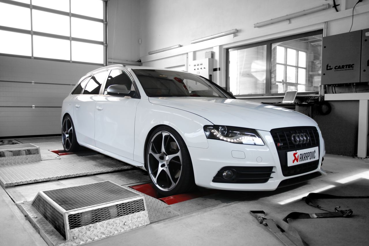 Audi S4 by TechTec με 430 άλογα - Autoblog.gr