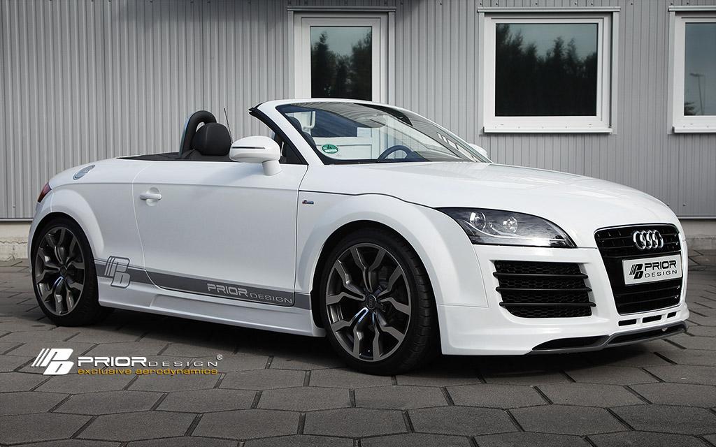 Audi Tt By Prior Design Autoblog Gr